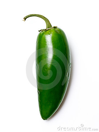 Green chile pepper