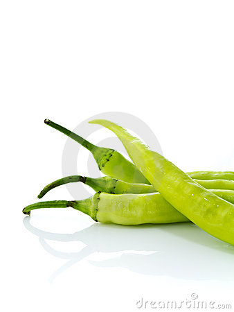 Free Green Chilly Royalty Free Stock Image - 18713326