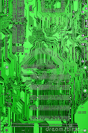 Green circuit board