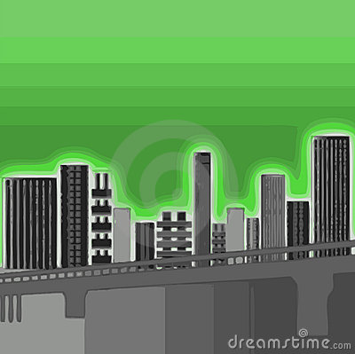 Green City Buildings