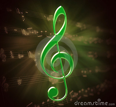 Green clef