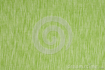 Green cloth with stripes