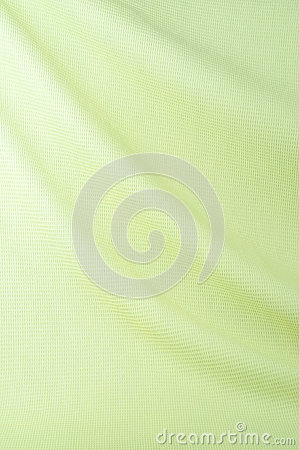 Green cloth textile