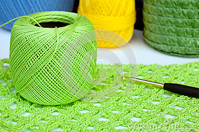 Crochet equipment