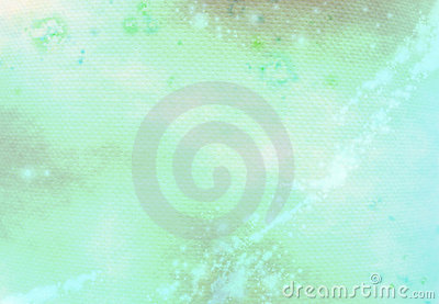 Green Cyan Grunge Surface