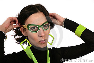 Green disguise