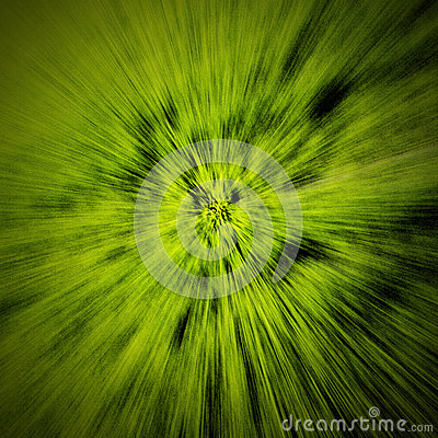 Green distorted texture