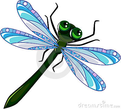 Free Green Dragonfly Royalty Free Stock Photos - 20749598