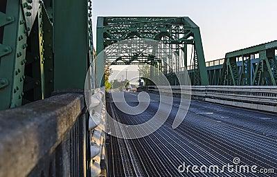 Green Draw Bridge