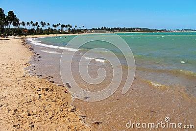 Green Dream Beach, Maceio, Brazil