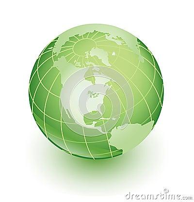 Free Green Earth Royalty Free Stock Photo - 7857675