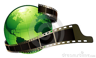 Green earth and film