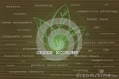 Green economy taking over other business concepts