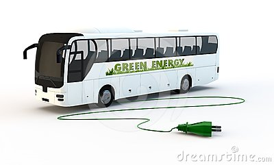 Green electrical bus