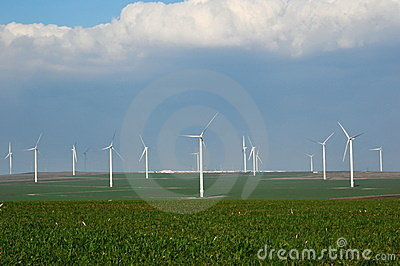 Green Energy Stock Image - Image: 13443031