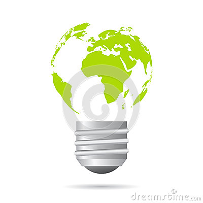 Free Green Energy Royalty Free Stock Image - 34668266