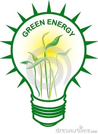 Green Energy Bulb