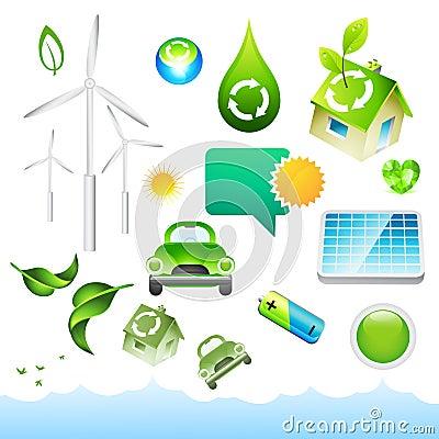 Green Energy Elements