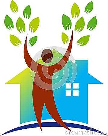Green environment home