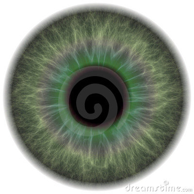 Free Green Eye Iris Stock Images - 6695444