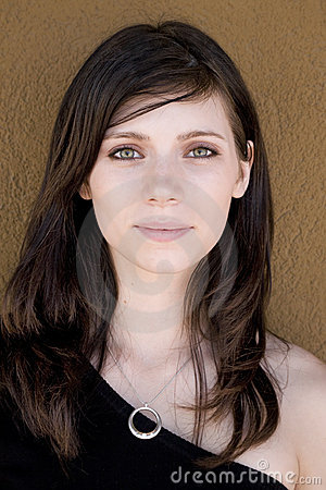 Free Green-eyed Girl Royalty Free Stock Photo - 5517335
