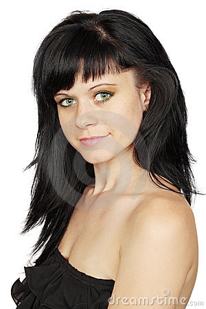 Free Green-eyed Of Woman Stock Photos - 20525643