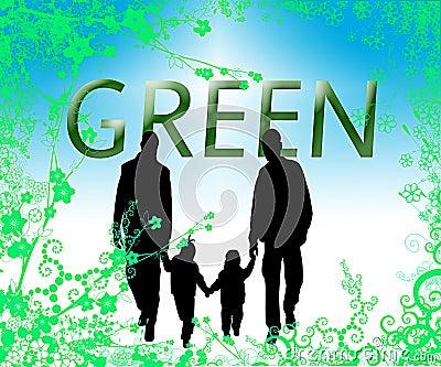 Green family environment