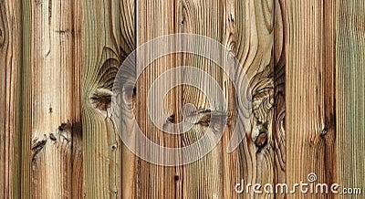 Green farm wood detail