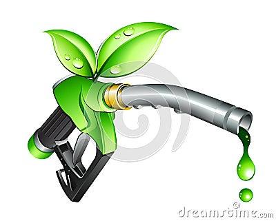 Green fuel nozzle