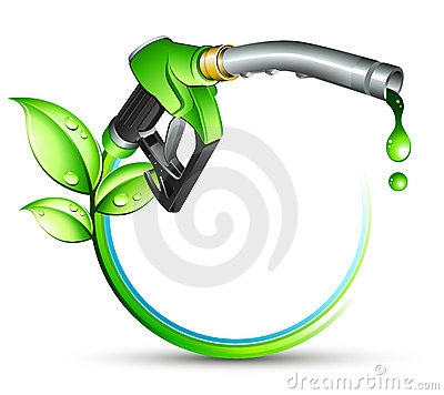 Free Green Gas Pump Nozzle Royalty Free Stock Photography - 7925997