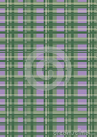 Green geometric grating retro abstract Background