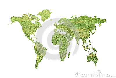 Green global map