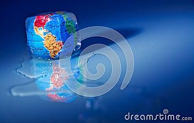 Green - Global warming