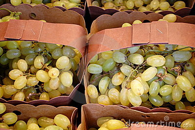 Green Grapes for Sale