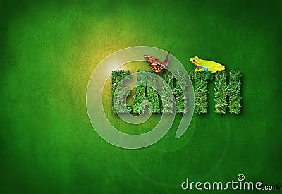 Green grass EARTH Day environment health
