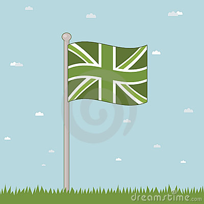 Green great britain