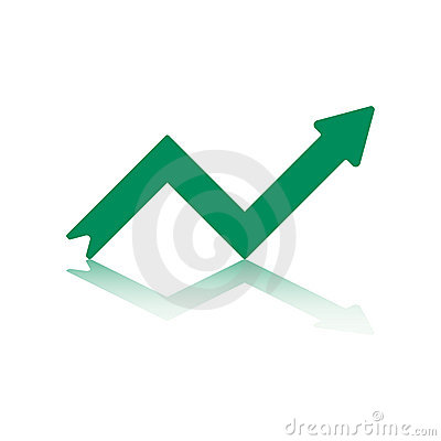 Green Growth Arrow