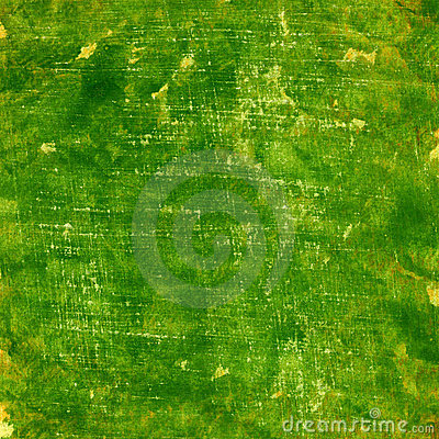 Green Grunge Painted Watercolor Paper Texture Stock Image - Image: 9238371