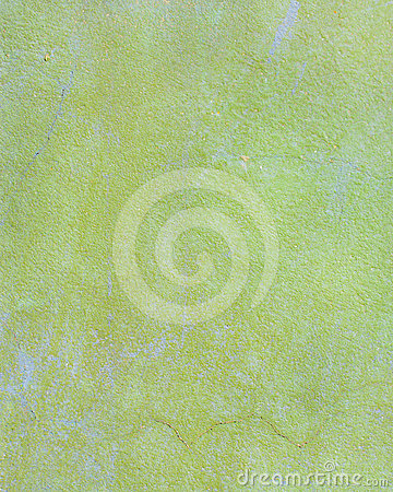 Green grunge wall background or texture