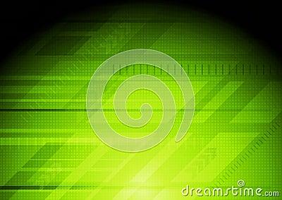Green hi-tech design