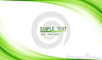 Green high tech abstract background Stock Photo
