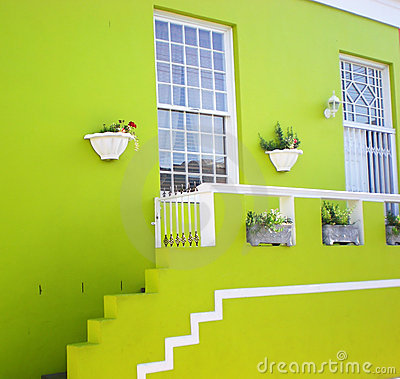 Free Green House Royalty Free Stock Photography - 4105417