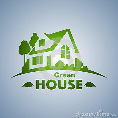 Free Green House Royalty Free Stock Photo - 53536615
