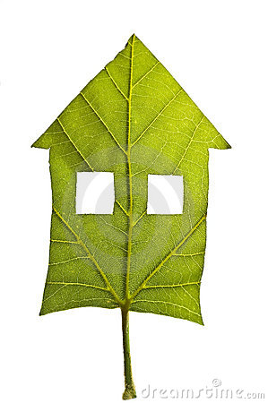 Free Green House Stock Images - 9345144