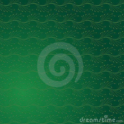 Green indian background