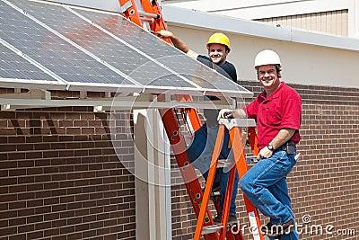 Green Jobs - Happy Workers