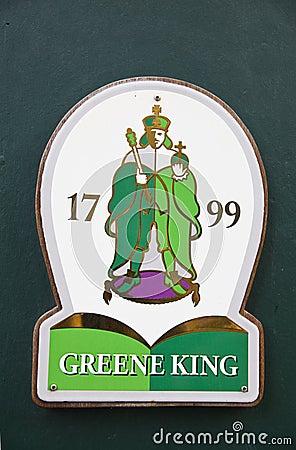 Green King Symbol
