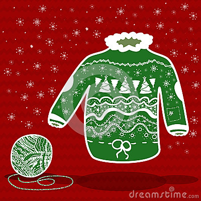 Ugly Christmas Crack Deez Nuts Nutcrackers Adult Green Sweater - Ugly