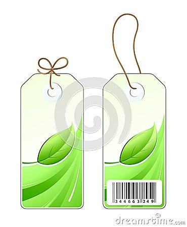 Green labels