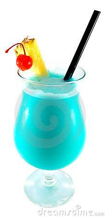 Free Green Lady Cocktail Stock Photos - 20953683